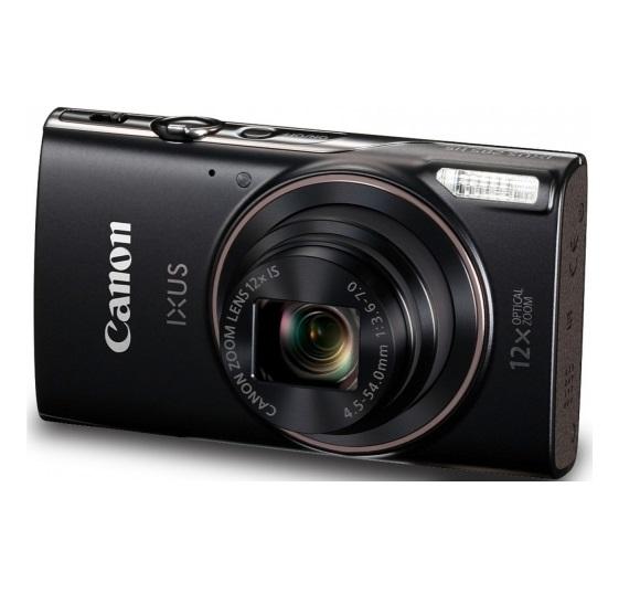 Canon IXUS 285 HS recenzie