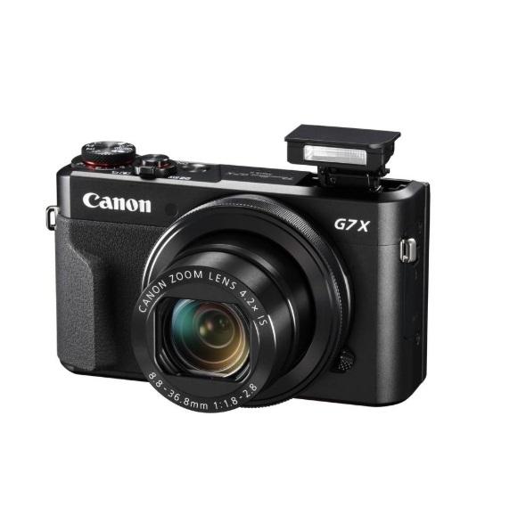 Canon PowerShot G7 X Mark II recenzie