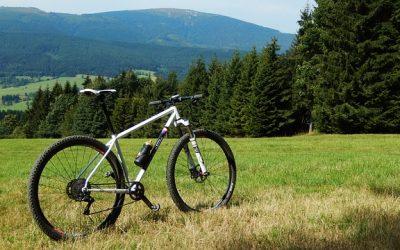 horský bicykel MTB