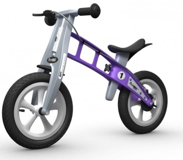 First Bike Street recenzie