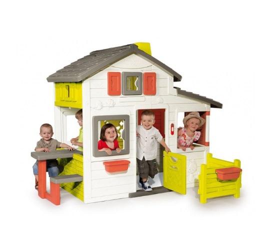 Smoby Friends House recenzie