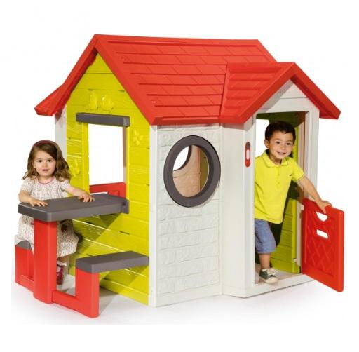 Smoby My House recenzie