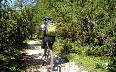 cyklistický batoh