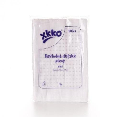 KIKKO XKKO bavlnené plienky recenzie