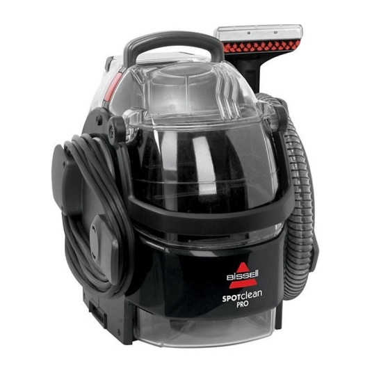 Bissell 1558N SpotClean Professional recenzie