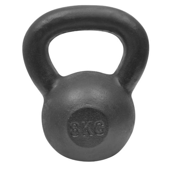Lifefit Kettlebell Steell 8 kg recenzie