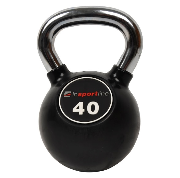 inSPORTline Ketlebel Profi 40 kg recenzie