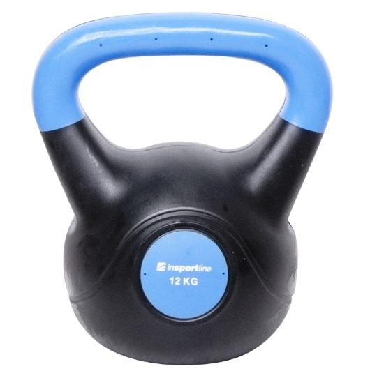 inSPORTline Vin-Bell Dark 12 kg recenzie