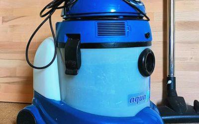vodný vysávač