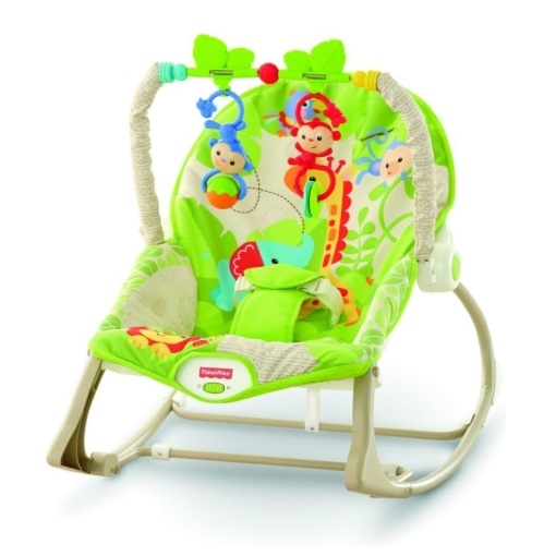 Fisher-Price Rainforest CBF52 recenzie