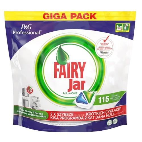 Jar Fairy Professional All in 1 recenzie