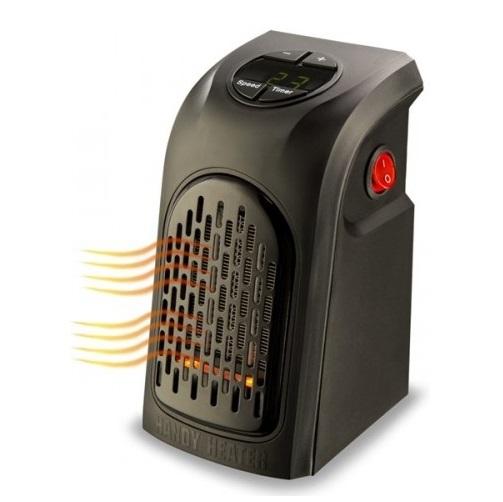 Rovus Handy Heater recenzie