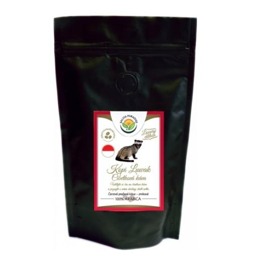 Salvia Paradise Kopi Luwak recenzie