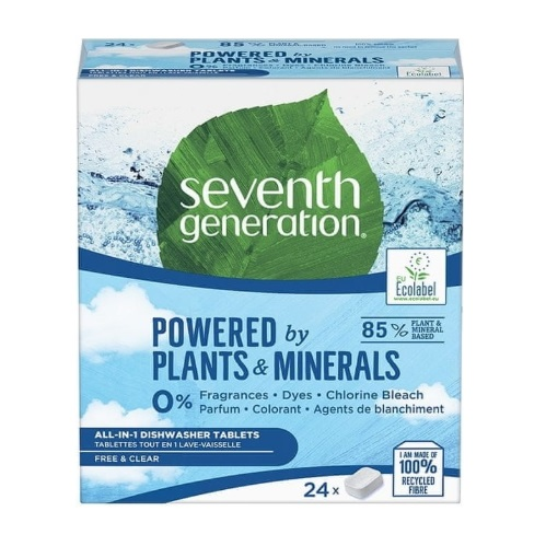Seventh Generation All in One Free&Clear recenzie