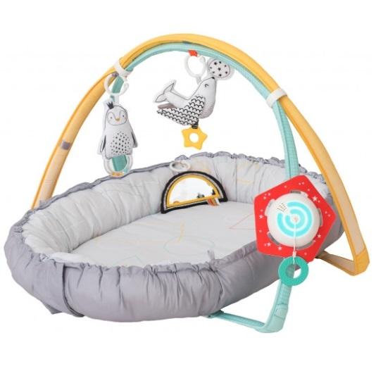 Taf toys hracia deka & hniezdo recenzie