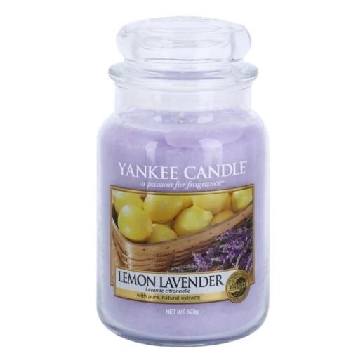 Yankee Candle Lemon Lavender recenzie a test