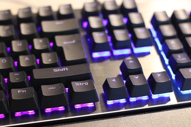 Vyberáme hernú klávesnicu – Recenzie 10 najlepších