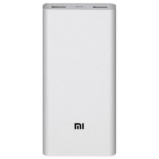 Xiaomi Mi PowerBank 2C 20000mAh recenzie