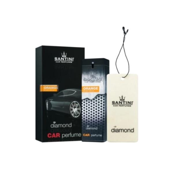 SANTINI Cosmetic Diamond Orange recenzie a test