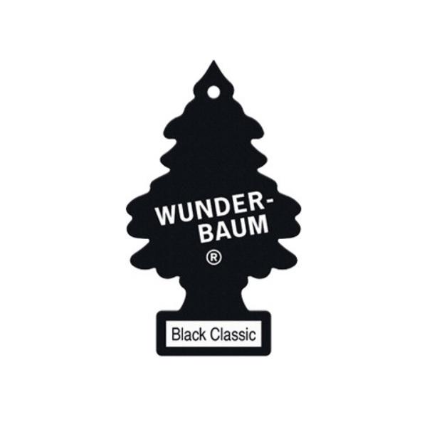 Wunder-Baum Black Classic recenzie a test