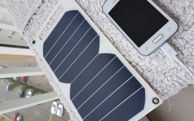 solárna nabíjačka