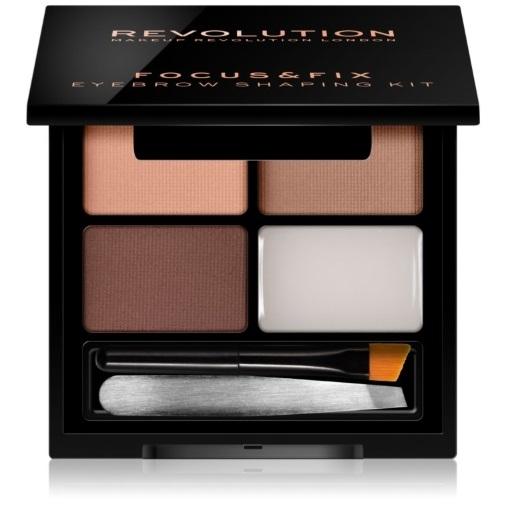 Makeup Revolution Focus & Fix recenzie a test