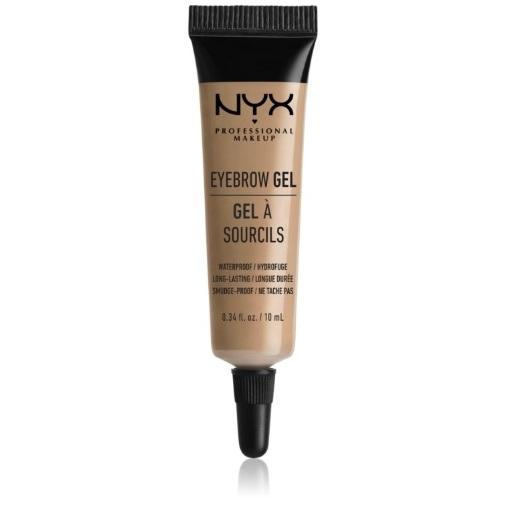 NYX Professional Makeup Eyebrow Gel recenzie a test