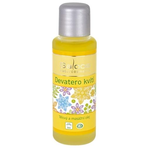Saloos Bio Body and Massage Oils recenzie a test