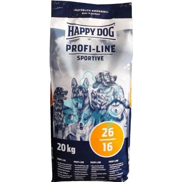 Happy Dog Profi Line Sportive recenzie