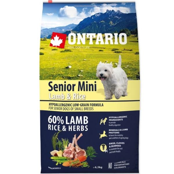 Ontario Senior Mini recenzie